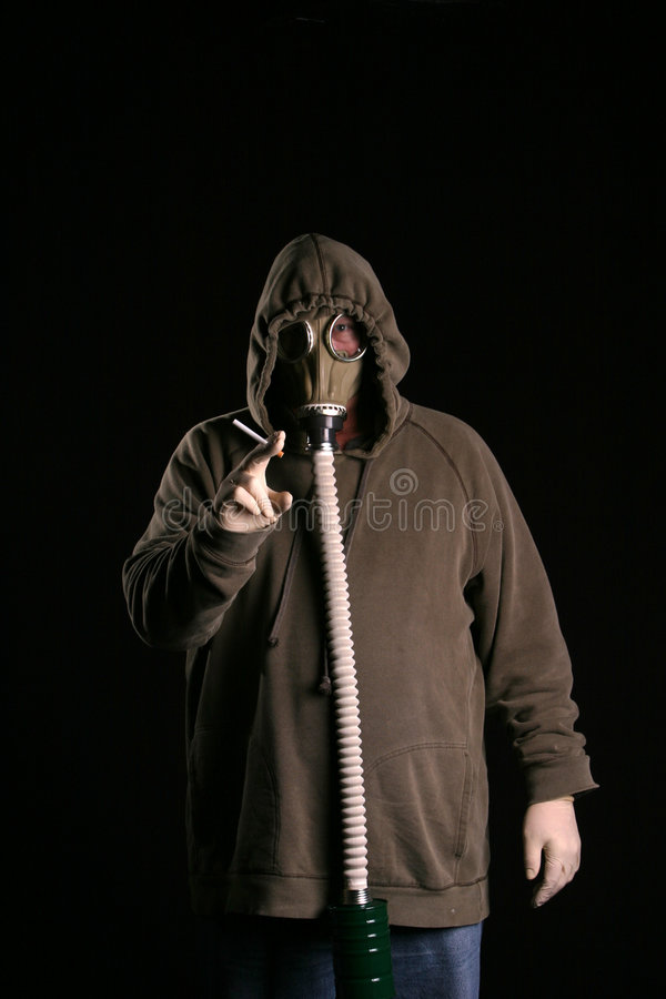 Anti-smoking Concept Stock Photos