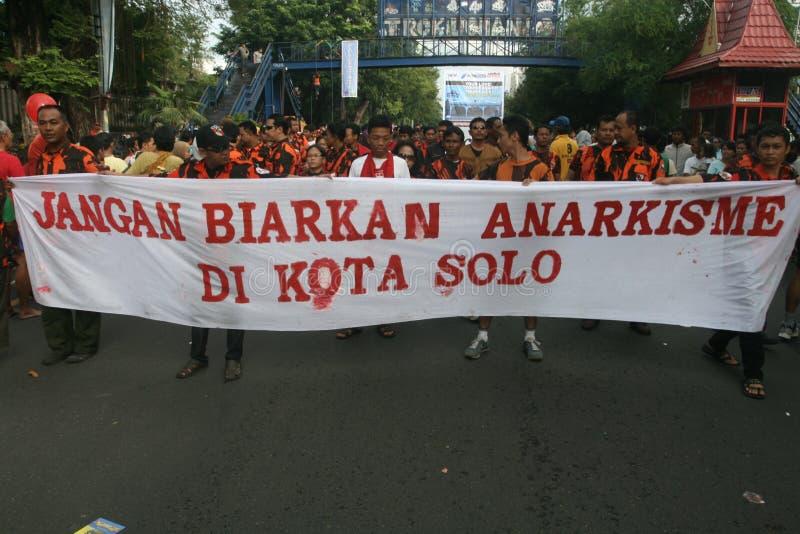 Anti-violencia imagen de archivo