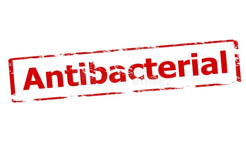 antibacterial vektor abbildung