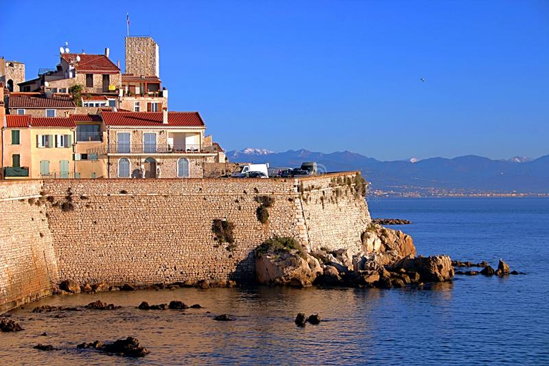 Antibes images stock