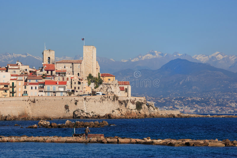 antibes obrazy royalty free