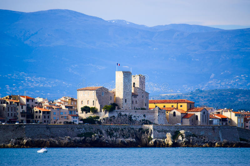 Antibes, France imagem de stock royalty free