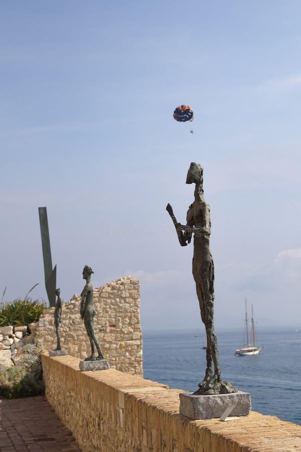 Antibes, France fotos de stock royalty free