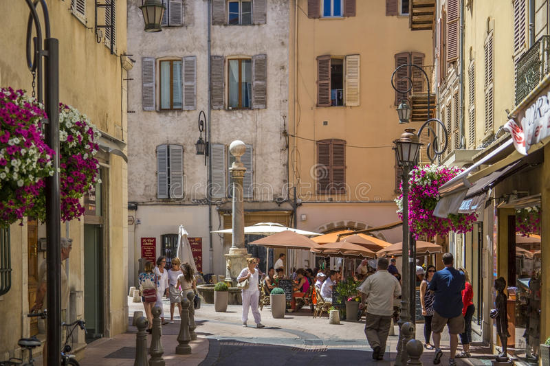 Antibes - French Riviera - South of France