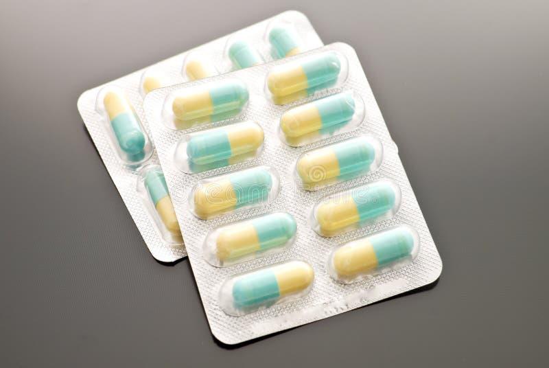 Antibióticos imagem de stock