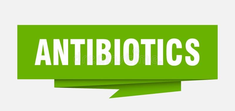 antibiotics vector illustration