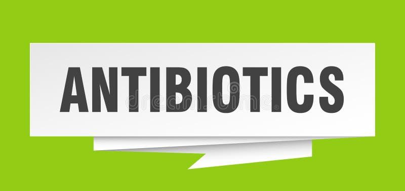antibiotics stock illustration