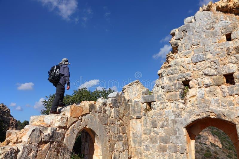 Antichità di Terra Santa (Israele) fotografia stock libera da diritti