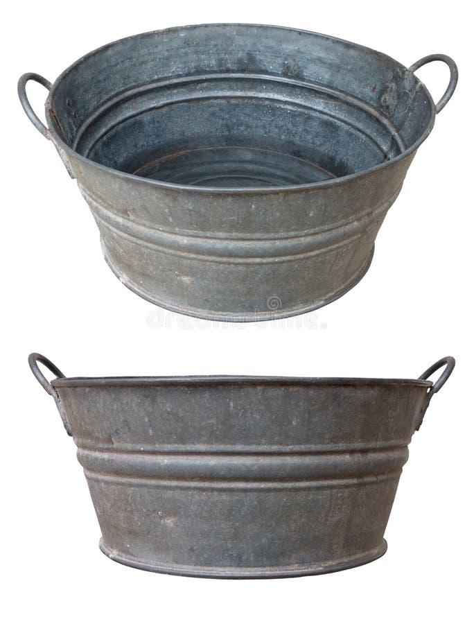Antiek bassin royalty-vrije stock afbeelding