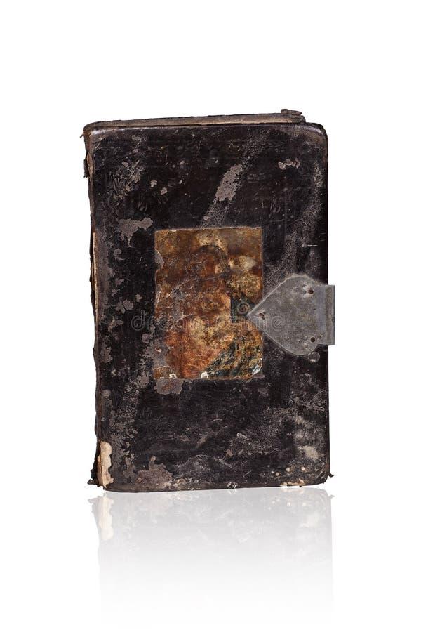 Antiek boek. royalty-vrije stock fotografie