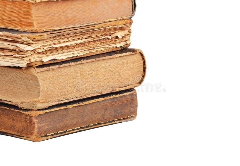Antiek boek royalty-vrije stock foto's