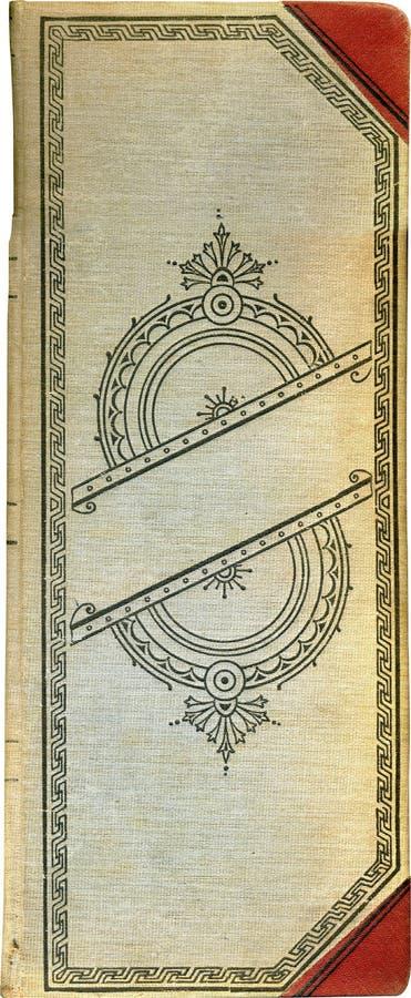 Antiek dagboek royalty-vrije stock foto's