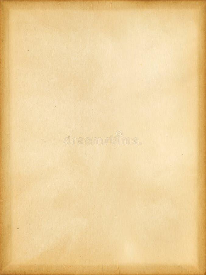 Antiek Document royalty-vrije stock afbeeldingen
