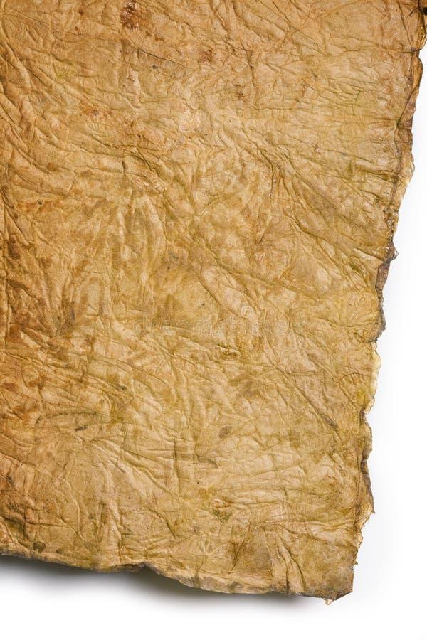 Antiek document stock afbeelding