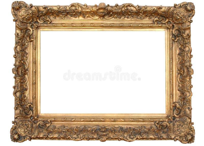 Antiek Frame royalty-vrije stock foto