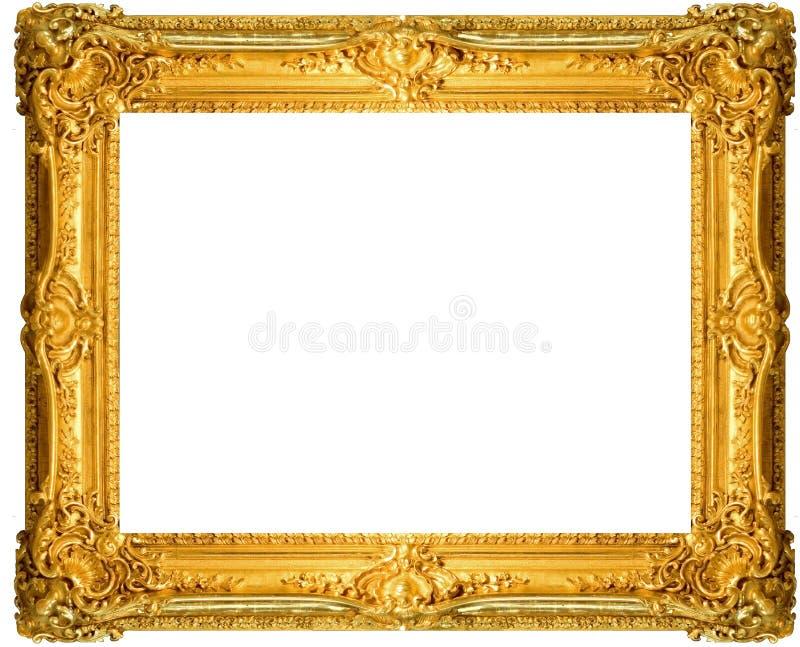 Antiek frame stock afbeeldingen