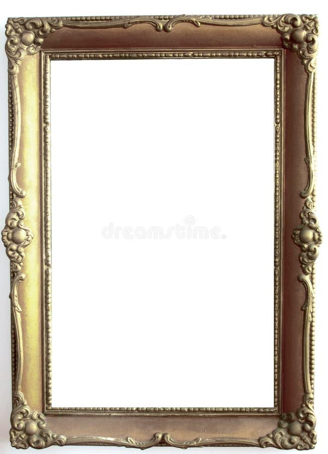 Antiek frame #7 stock afbeeldingen