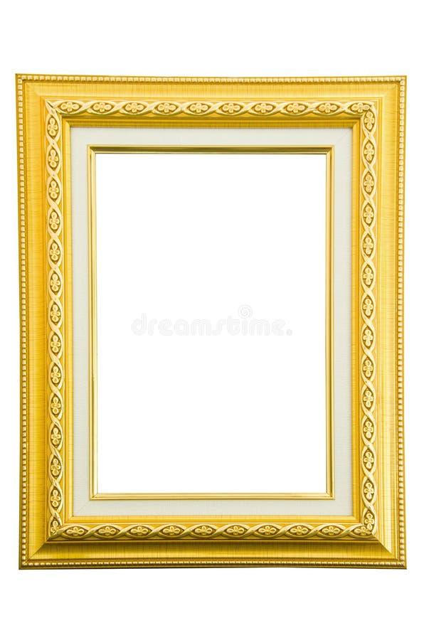 Download Antiek gouden kader stock afbeelding. Afbeelding bestaande uit barok - 39116649