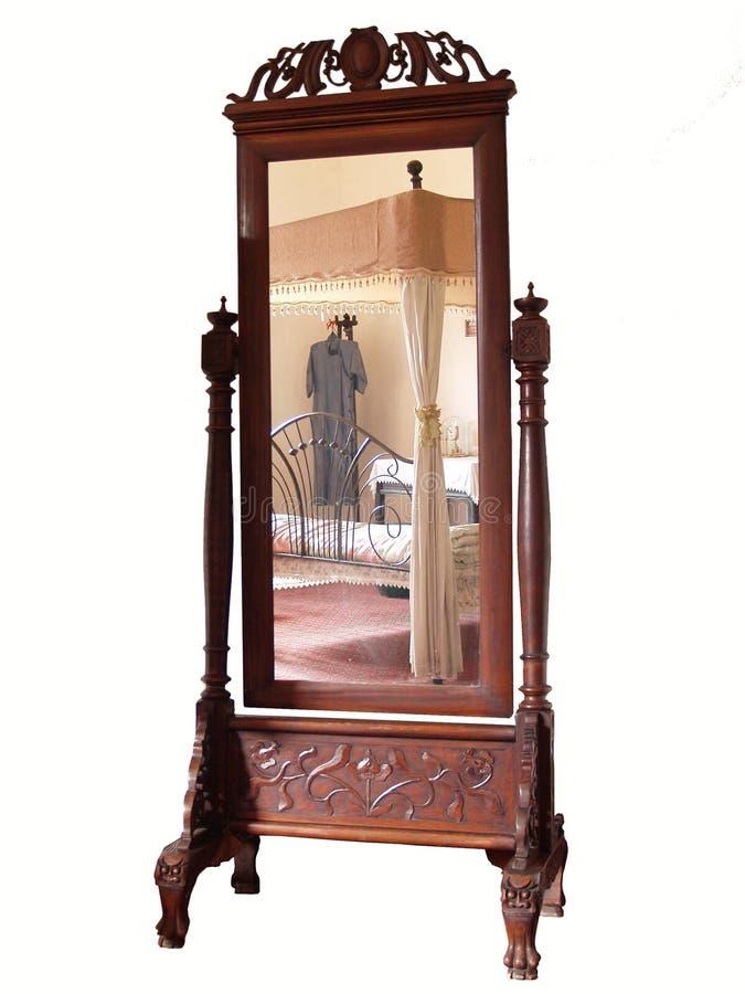 Antiek meubilair royalty-vrije stock afbeelding