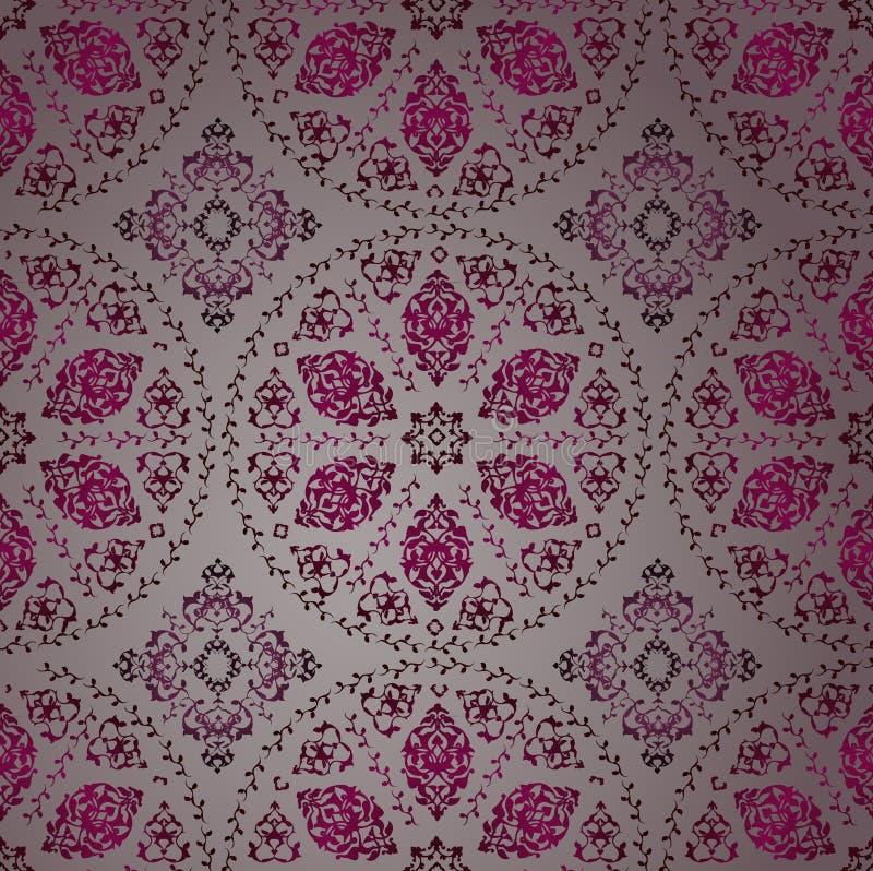 Antiek ottoman naadloos behang stock foto 39 s afbeelding 5866163 - Pouf eigentijds ontwerp ...