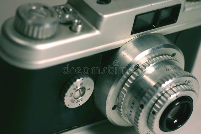 Antieke Camera royalty-vrije stock foto