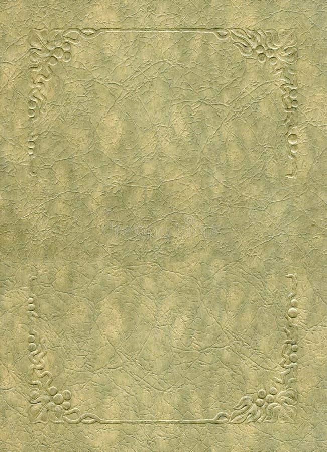 Antieke dekking stock afbeeldingen