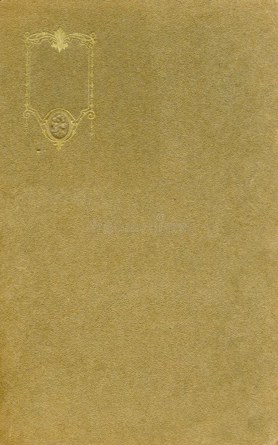 Antieke dekking met kamee stock foto's