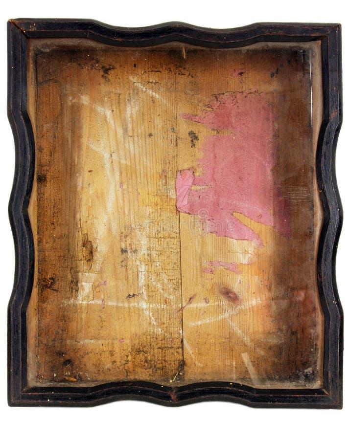 Antieke frames stock afbeelding