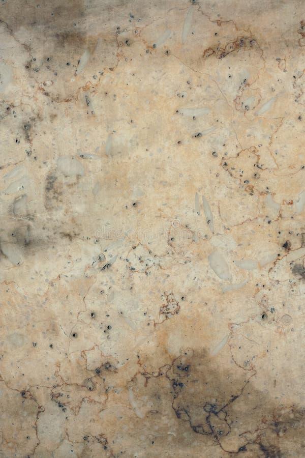 Antieke marmeren textuur stock afbeelding