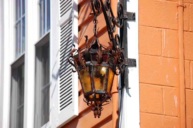 Download Antieke Openluchtverlichting Stock Foto - Afbeelding bestaande uit virginia, rustic: 39111262