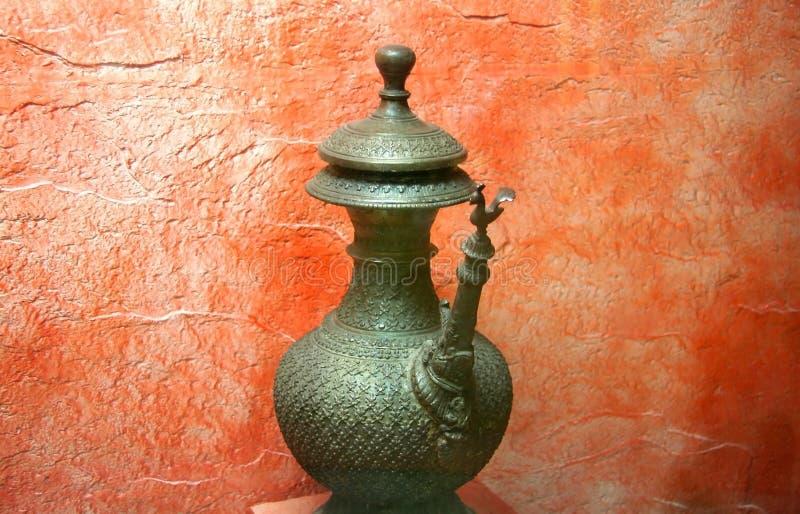 Antieke Pot royalty-vrije stock afbeelding