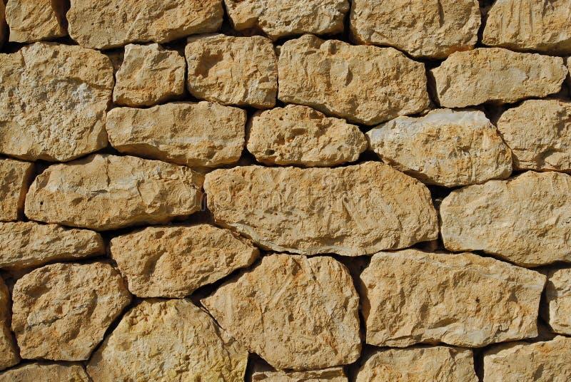 antieke steenachtige muur   royalty-vrije stock foto's