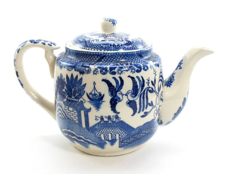 Antieke thee stock fotografie
