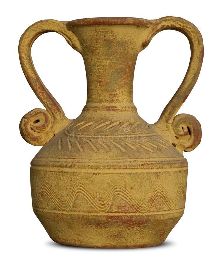 Antieke Vaas royalty-vrije stock afbeeldingen