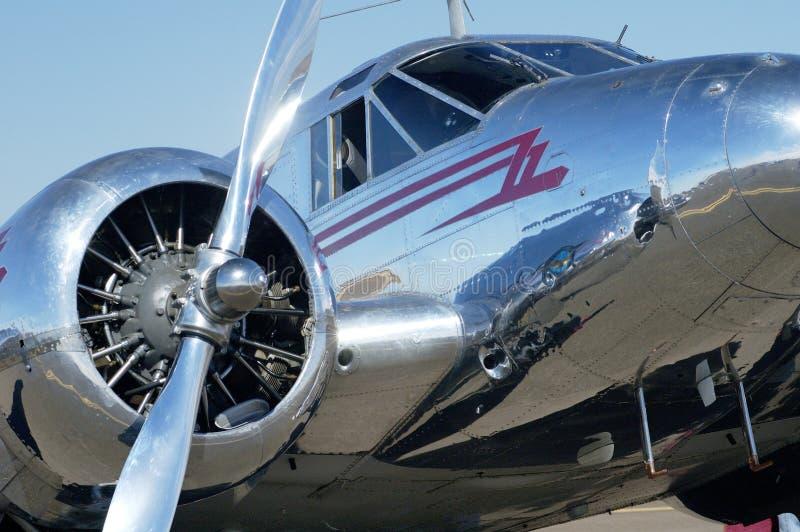 Antieke Vliegtuigen 1 royalty-vrije stock fotografie