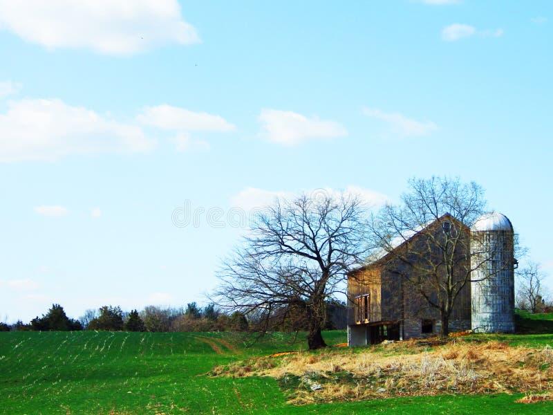 Antietam Krajowy pole bitwy, Maryland obraz royalty free