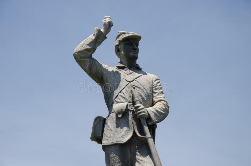 Antietam pole bitwy obraz stock
