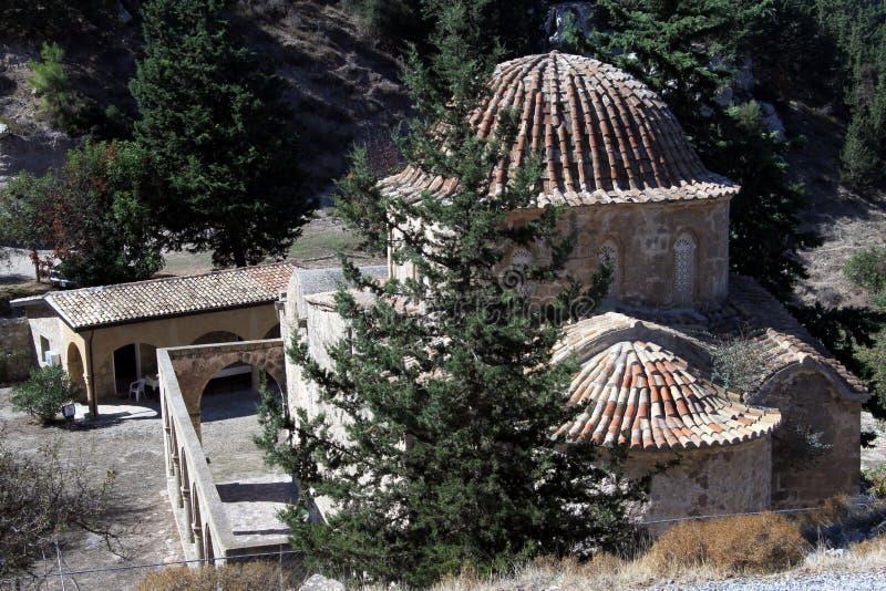 Antifonidis kościół fotografia royalty free