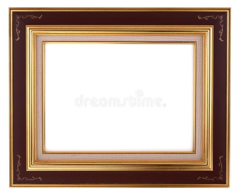 Antigüedad Frame-5 foto de archivo libre de regalías