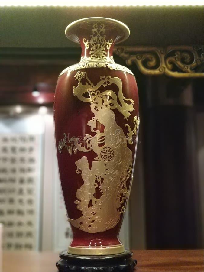Antig?edades en la ciudad de Weihai imágenes de archivo libres de regalías