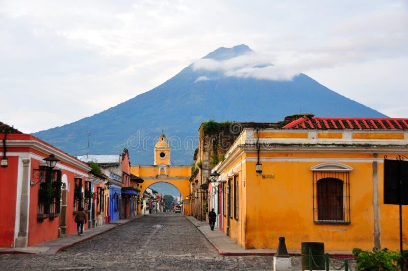 Antigua Guatemala imágenes de archivo libres de regalías