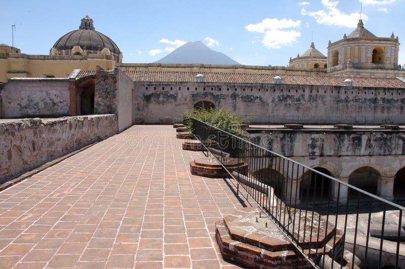 antigua guatemala royaltyfri bild