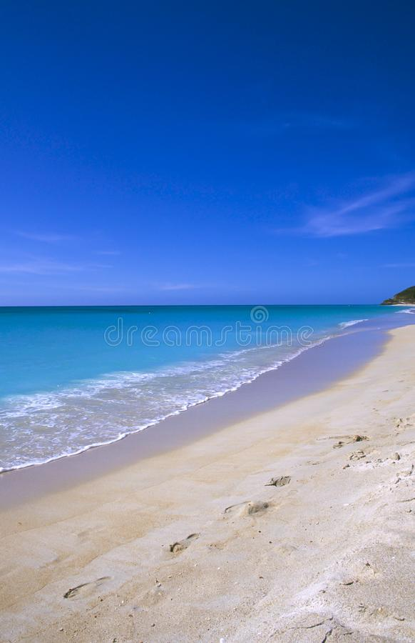 Antigua, karibisch stockfotografie