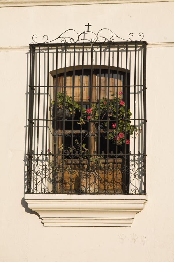 antigua okno obraz royalty free