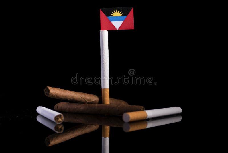Download Antigua Und Barbuda-Flagge Mit Zigaretten Und Zigarren Stockbild - Bild von zigarren, gesundheit: 96931919