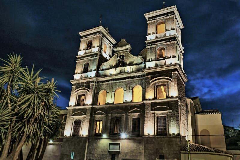 Antigua-Villa stockbilder