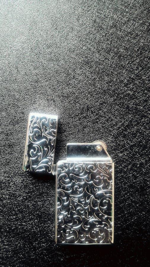 antik lighter royaltyfria foton