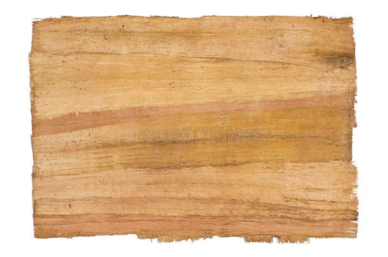 Antik papyrus royaltyfria foton