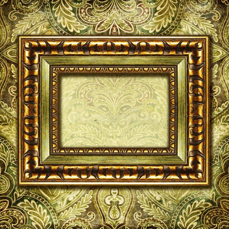 antik ram arkivbilder