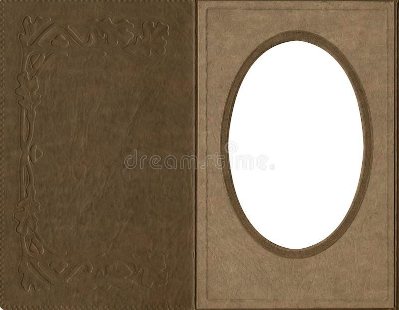 antik ram royaltyfri foto